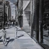 Sidewalk Shadows - 2013